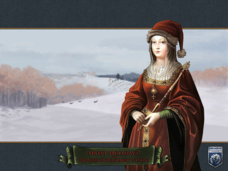 Crusader Kings II: Songs of Yuletide (DLC)