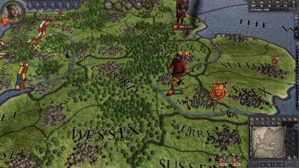 Crusader Kings II: Saxon Unit Pack (DLC)