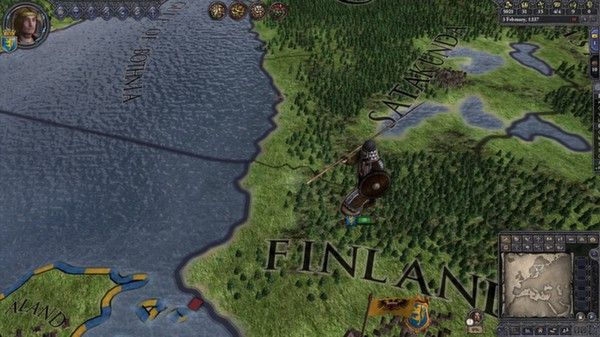 Crusader Kings II: Finno-Ugric Unit Pack (DLC)