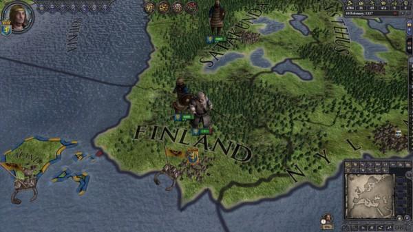 Crusader Kings II: Finno-Ugric Unit Pack (DLC)