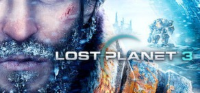 Lost Planet 3 cover art