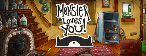 Monster Loves You! - 怪兽爱你!