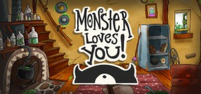 Monster Loves You! cover art