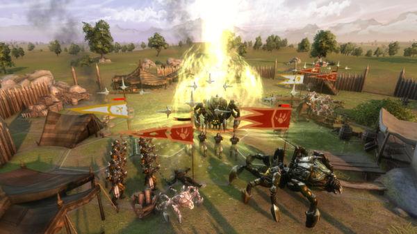 скриншот Age of Wonders III 1