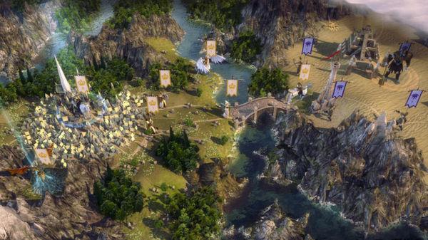 скриншот Age of Wonders III 3