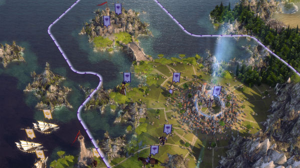 скриншот Age of Wonders III 0