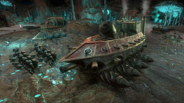 скриншот Age of Wonders III 5