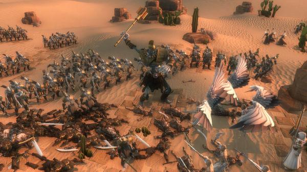 скриншот Age of Wonders III 2