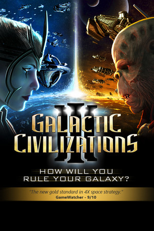 Galactic Civilizations III poster image on Steam Backlog