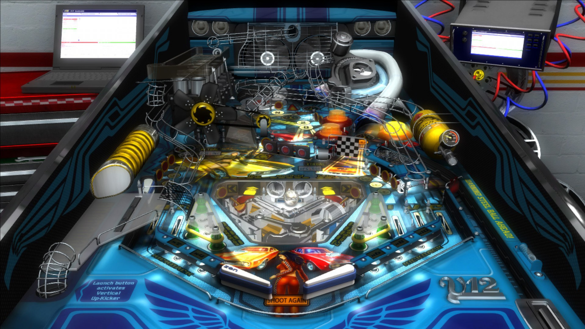 Pinball FX2 Build 030615 Update Incluye DLC REPACK Full PC ESPAÑOL (SKIDROW) 8