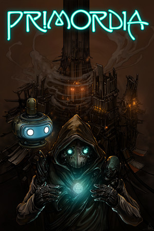 Primordia poster image on Steam Backlog