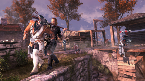 Assassin's Creed III  The Battle Hardened Pack