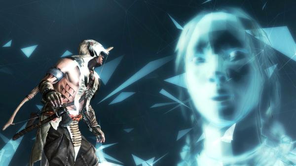 Assassin's Creed III: The Betrayal
