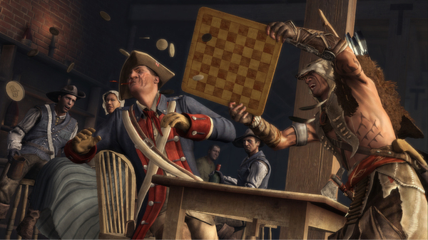скриншот Assassin's Creed III: The Betrayal 2