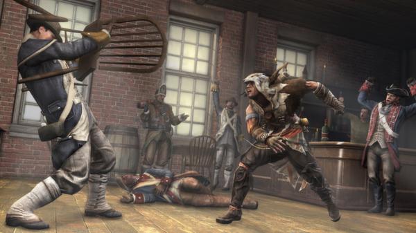 скриншот Assassin's Creed III: The Betrayal 0