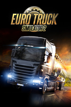 Euro Truck Simulator 2 poster image on Steam Backlog