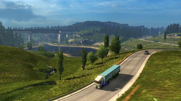 скриншот Euro Truck Simulator 2 2