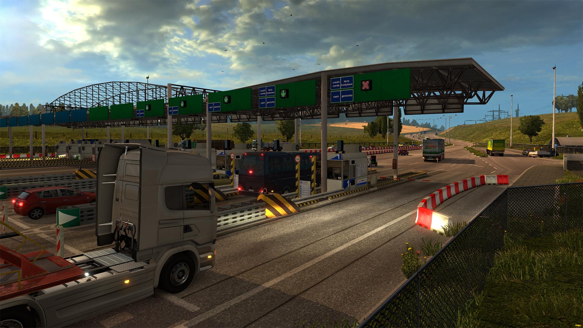 game truck simulator