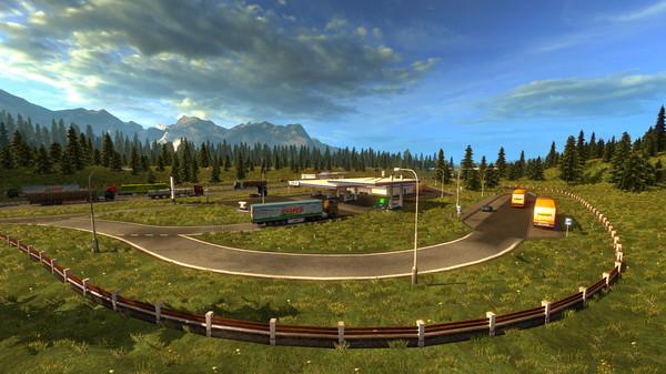 скриншот Euro Truck Simulator 2 6