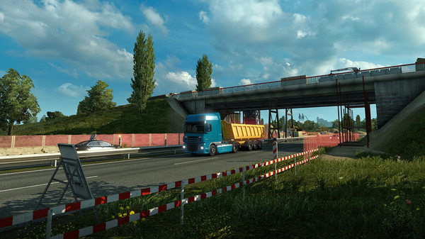 скриншот Euro Truck Simulator 2 16