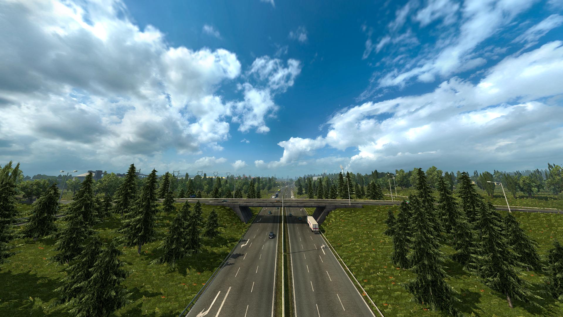 Euro Truck Simulator 2 Resimleri