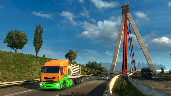Euro Truck Simulator 2 - v1.31.0.75 & ALL DLC