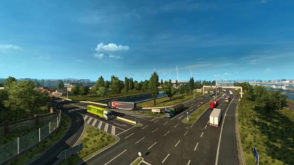 скриншот Euro Truck Simulator 2 9