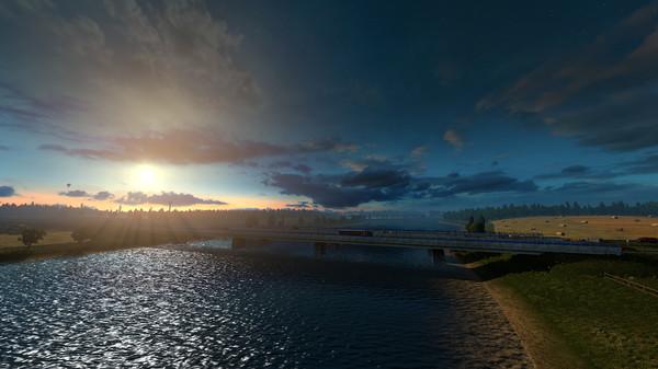 скриншот Euro Truck Simulator 2 14