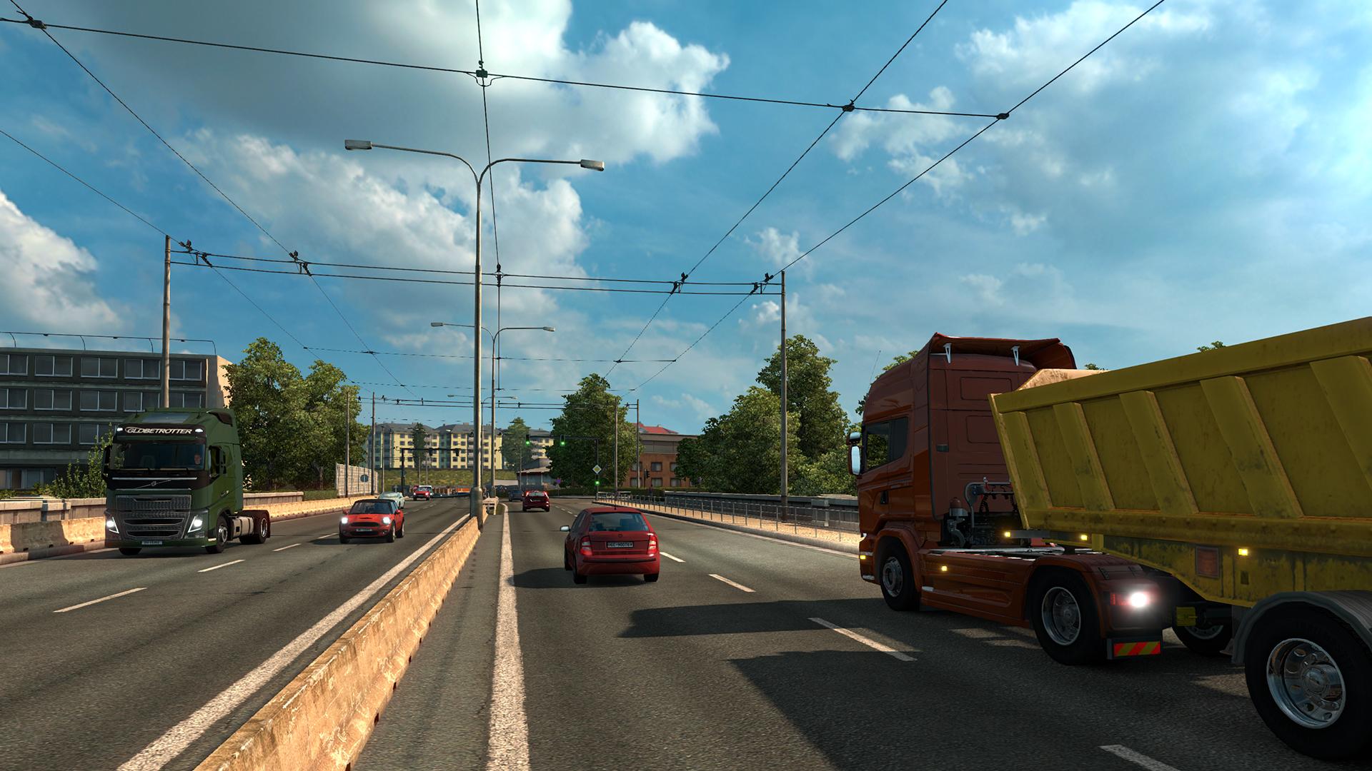 Euro Truck Simulator 2