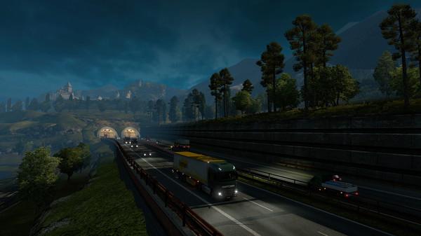 скриншот Euro Truck Simulator 2 10