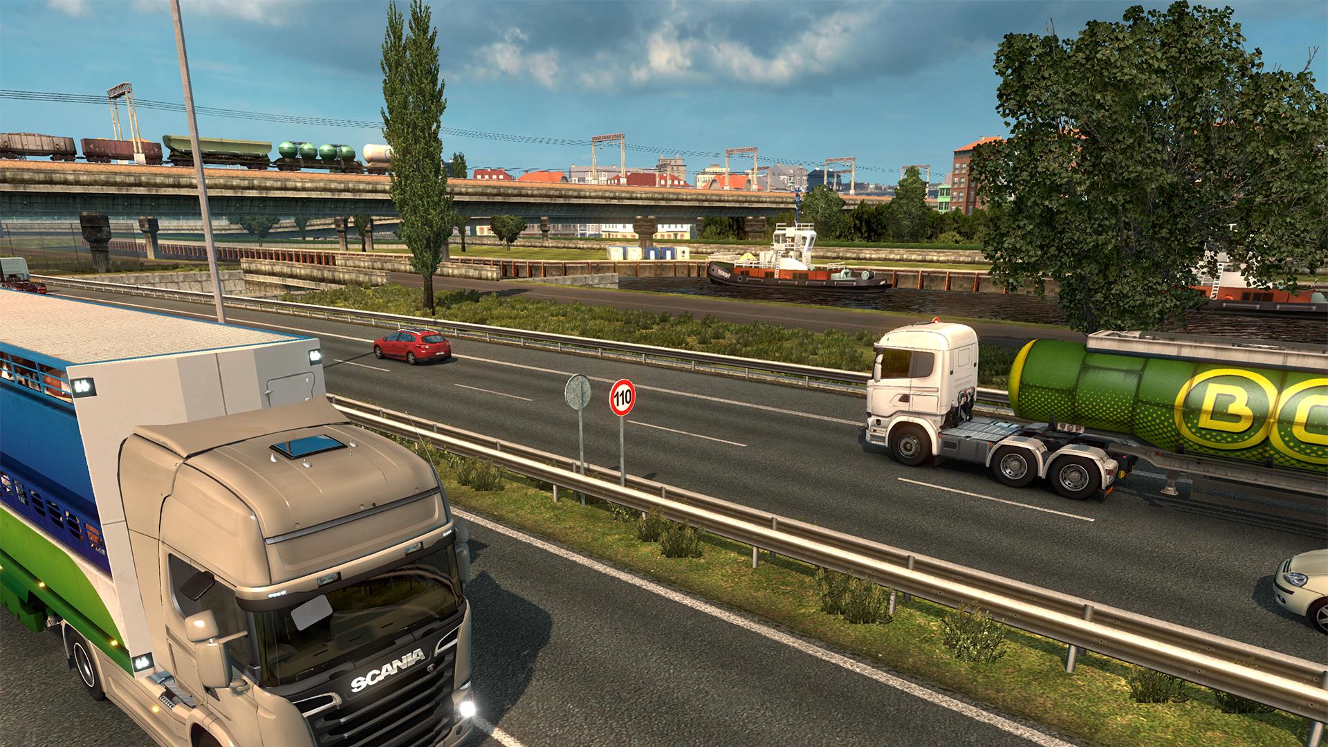 Euro Truck Simulator 2 · AppID: 227300