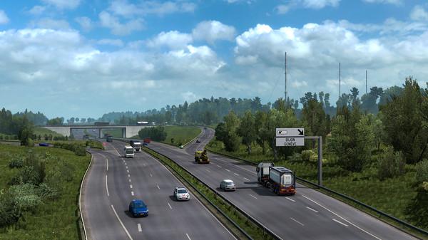 Free Euro Truck Simulator 2 CD Key 3