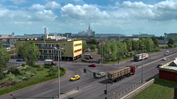 Euro Truck Simulator 2 Image 0