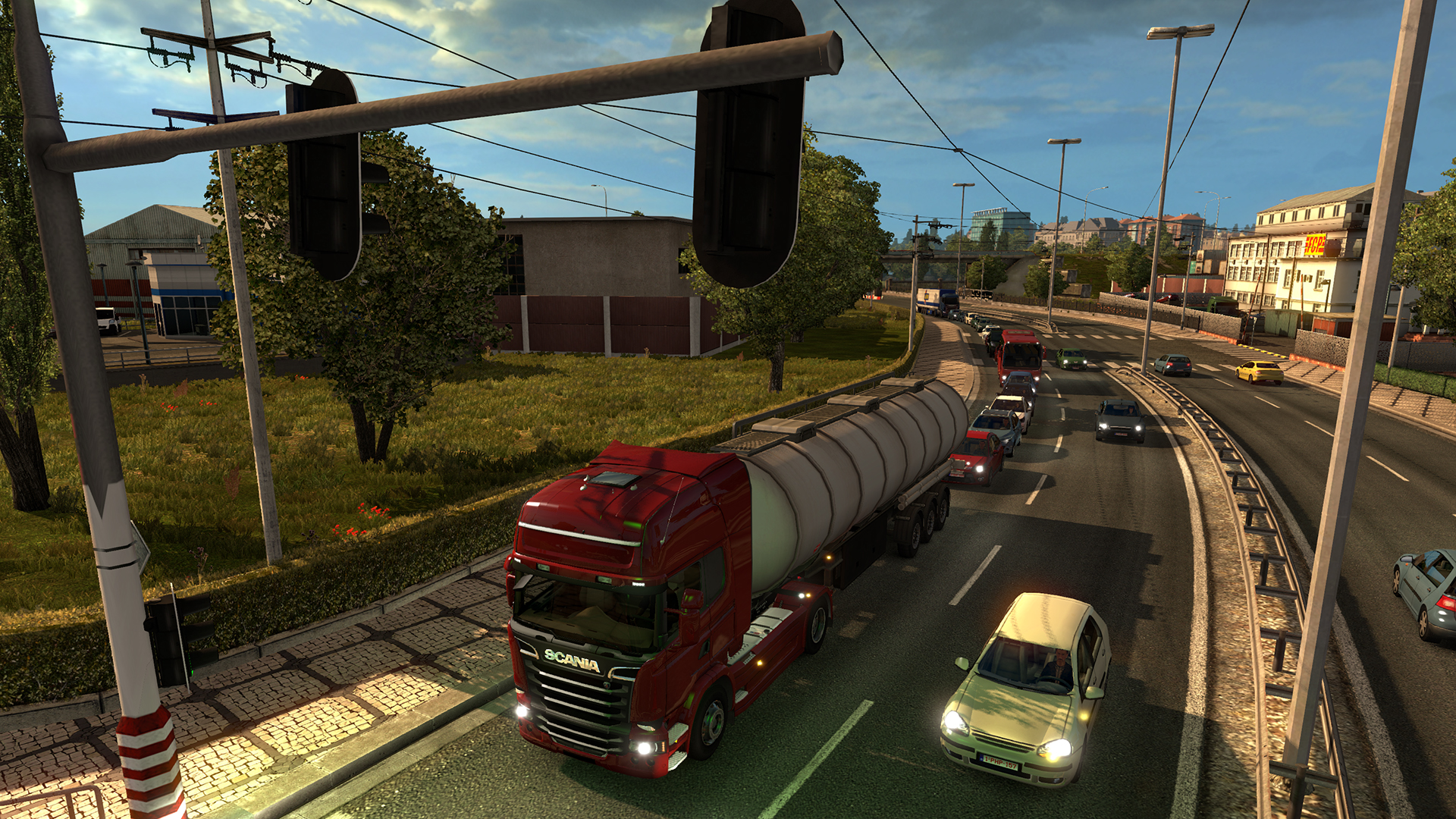 download euro truck simulator 2 full pc game. Black Bedroom Furniture Sets. Home Design Ideas