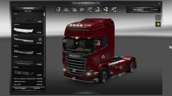 Euro Truck Simulator 2 Screenshot