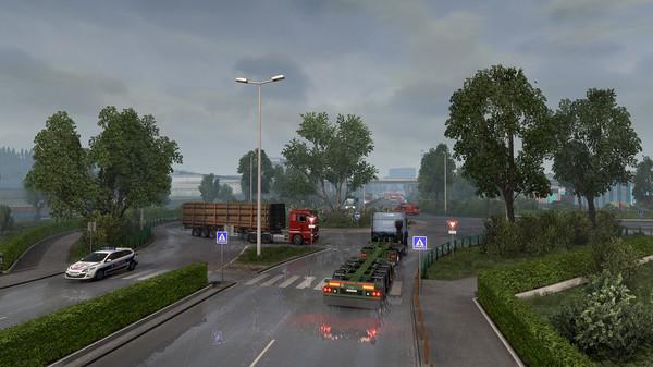 скриншот Euro Truck Simulator 2 3