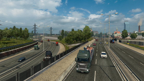 Euro Truck Simulator 2 - Going East! (DLC)