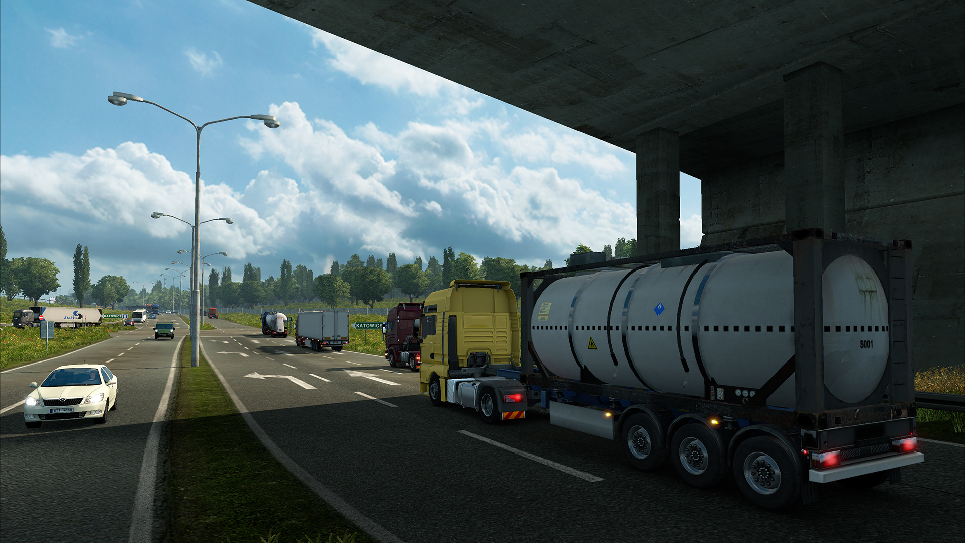 Euro Truck Simulator 2 - Going East! · AppID: 227310 · Steam