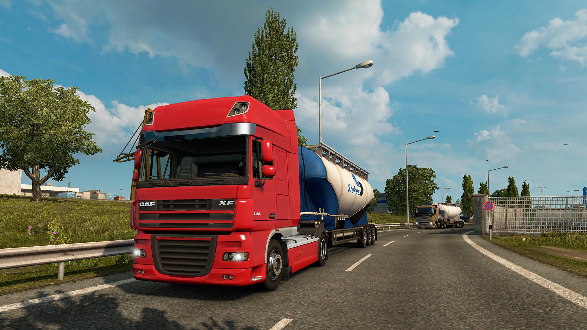 euro truck simulator 2 открыть все уровни