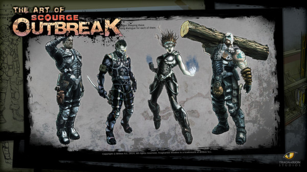 Scourge: Outbreak Fan Pack (DLC)