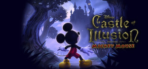Castle of Illusion cover art