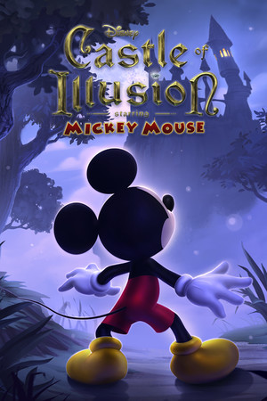 Castle of Illusion poster image on Steam Backlog