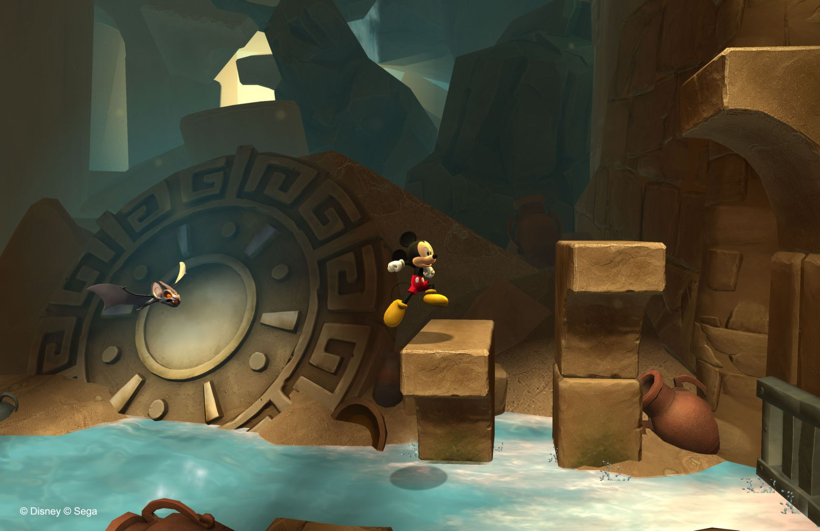 TÉLÉCHARGER CASTLE OF ILLUSION STARRING MICKEY MOUSE PC