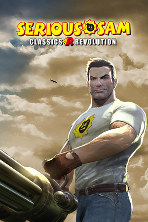 Serious Sam Classics: Revolution poster image on Steam Backlog