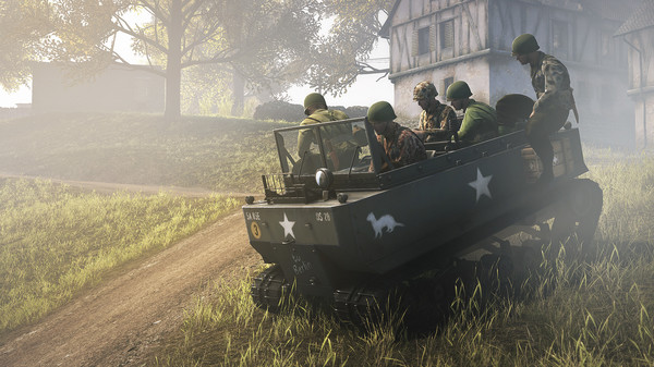 Скриншот из Heroes & Generals