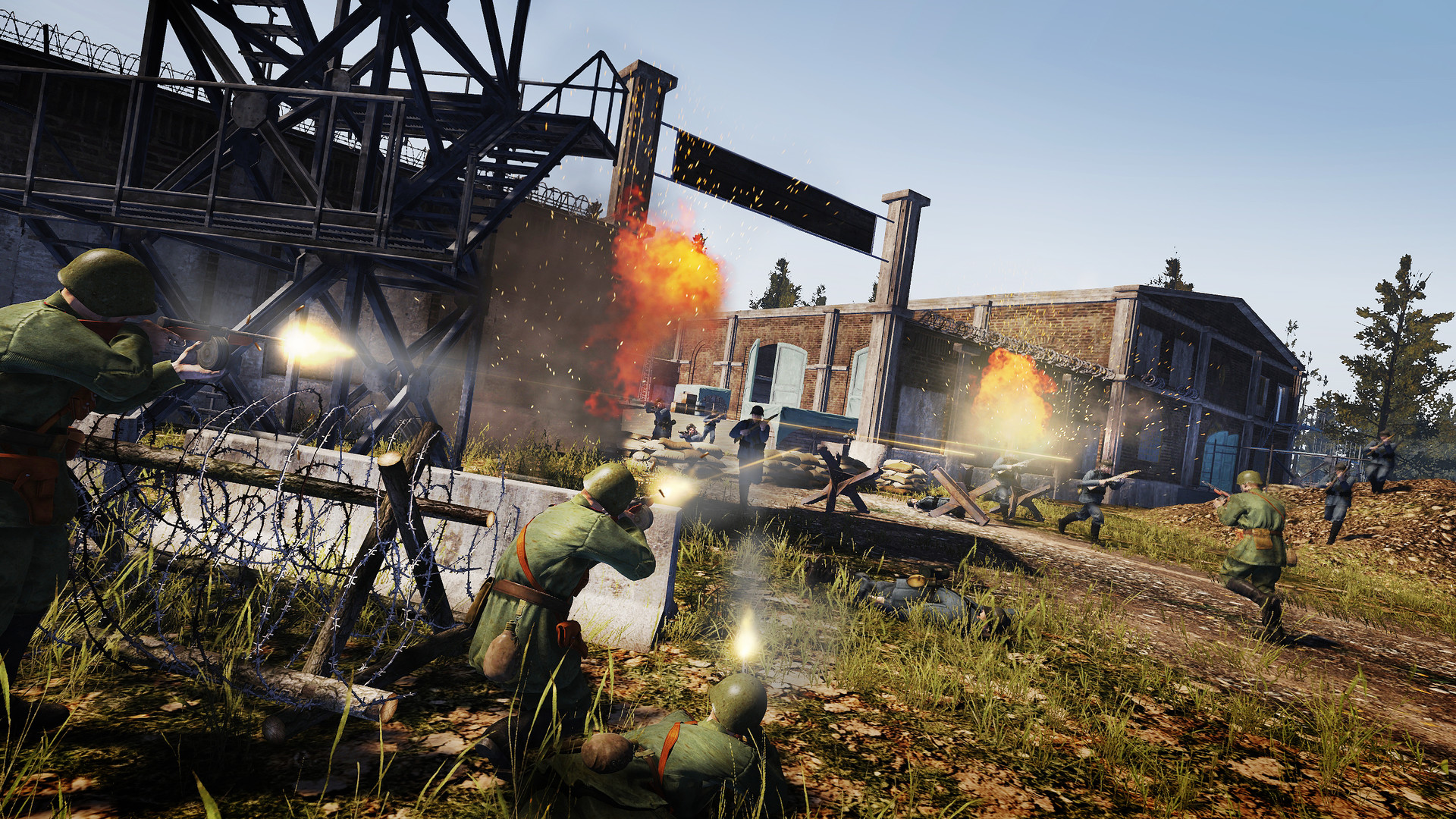 Heroes Generals System Requirements Can I Run It Pcgamebenchmark