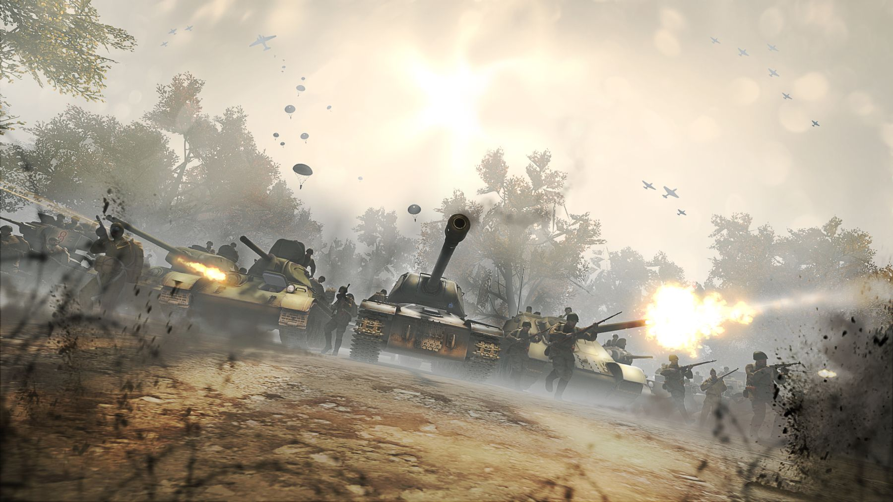 Heroes & Generals on Steam