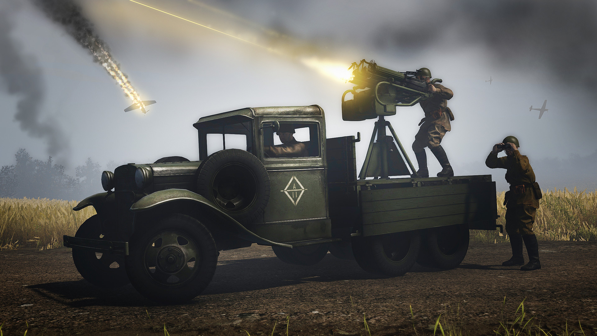 matchmaking groups heroes and generals