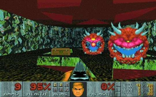Ultimate Doom on Steam