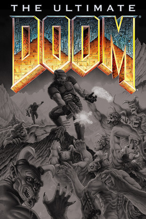 Ultimate Doom poster image on Steam Backlog
